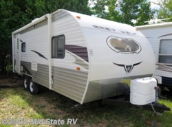Used 2011  Forest River Grey Wolf 19RR