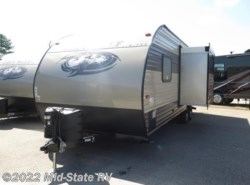 New 2018  Forest River Cherokee Grey Wolf 23DBH by Forest River from Mid-State RV Center in Byron, GA