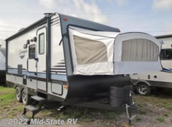 New 2018  Forest River Surveyor Expandable 221ST by Forest River from Mid-State RV Center in Byron, GA