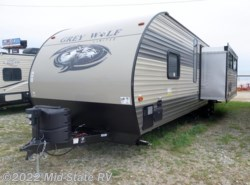 New 2018  Forest River Cherokee Grey Wolf 29TE by Forest River from Mid-State RV Center in Byron, GA