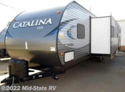 New 2018  Coachmen Catalina SBX 321BHDSCK by Coachmen from Mid-State RV Center in Byron, GA