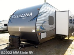 New 2018  Coachmen Catalina SBX 261BHS by Coachmen from Mid-State RV Center in Byron, GA
