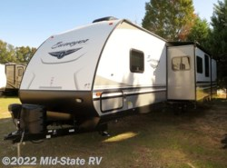New 2018  Forest River Surveyor 323BHLE by Forest River from Mid-State RV Center in Byron, GA