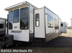 Used 2016  Gulf Stream Conquest Lodge Series 406FLR by Gulf Stream from Mid-State RV Center in Byron, GA