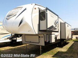 New 2019  Coachmen Chaparral 336TSIK by Coachmen from Mid-State RV in Byron, GA