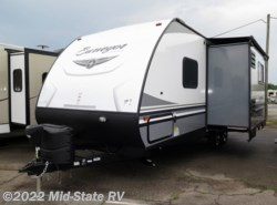 New 2019  Forest River Surveyor LE Travel Trailers 241RBLE by Forest River from Mid-State RV in Byron, GA