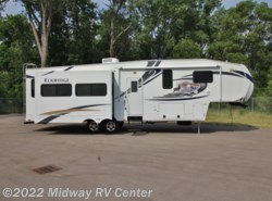 Used 2012  Heartland RV ElkRidge  34QSRL by Heartland RV from Midway RV Center in Grand Rapids, MI