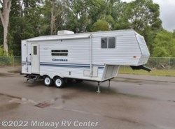 Used 2001  Forest River Cherokee  25 FOOT by Forest River from Midway RV Center in Grand Rapids, MI