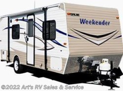 Used 2014 Skyline Weekender 186B available in Glen Ellyn, Illinois