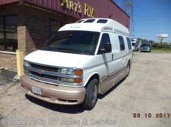 New 2002  Roadtrek 190-Popular CHEVY CHASSIS - KING BED by Roadtrek from Art's RV Sales & Service in Glen Ellyn, IL