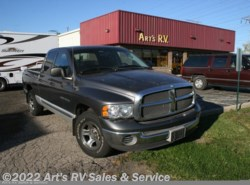 Used 2002  Dodge  1500 SLT QUAD CAB 2WD by Dodge from Art's RV Sales & Service in Glen Ellyn, IL