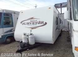 Used 2011  Forest River Surveyor Surveyor SP-295 BUNKHOUSE by Forest River from Art's RV Sales & Service in Glen Ellyn, IL
