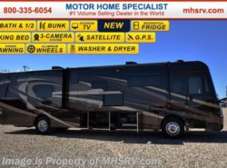New 2017  Sportscoach Cross Country 404RB Bath & 1/2, Power Salon Bunks, King and W/D by Sportscoach from Motor Home Specialist in Alvarado, TX