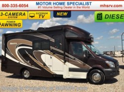 New 2017  Thor Motor Coach Four Winds Siesta Sprinter 24SS Diesel RV W/Dsl Gen, Ext. TV, HAB Sofa, FBP by Thor Motor Coach from Motor Home Specialist in Alvarado, TX