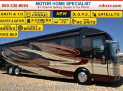 New 2017  American Coach American Eagle 45T Bath & 1/2 Luxury Coach W/IFS & Ultra Steer by American Coach from Motor Home Specialist in Alvarado, TX