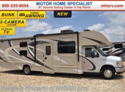 New 2017  Thor Motor Coach Chateau 30D Bunk Model Class C RV for Sale at MHSRV.com by Thor Motor Coach from Motor Home Specialist in Alvarado, TX