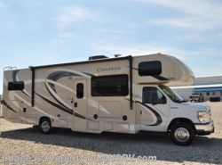New 2017  Thor Motor Coach Chateau 31W RV for Sale at MHSRV.com W/Ext. TV & 15K A/C by Thor Motor Coach from Motor Home Specialist in Alvarado, TX