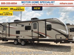 New 2017  Heartland RV Wilderness 2850BH Bunk Model RV for Sale at MHSRV by Heartland RV from Motor Home Specialist in Alvarado, TX