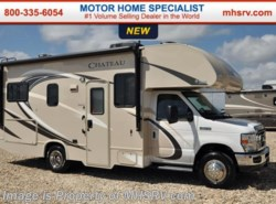 New 2017  Thor Motor Coach Chateau 23U Class C RV for Sale W/Upgraded A/C by Thor Motor Coach from Motor Home Specialist in Alvarado, TX