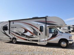 New 2017  Thor Motor Coach Outlaw 29H Toy Hauler Class C RV for Sale W/2nd A/C by Thor Motor Coach from Motor Home Specialist in Alvarado, TX