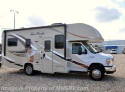 New 2017  Thor Motor Coach Four Winds 23U Class C RV for Sale W/15K A/C & 3 Cams by Thor Motor Coach from Motor Home Specialist in Alvarado, TX