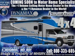 New 2018  Dynamax Corp Isata 5 Series 36DS 4x4 Super C for Sale W/8KW Dsl Gen, King Bed by Dynamax Corp from Motor Home Specialist in Alvarado, TX
