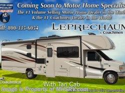 New 2017  Coachmen Leprechaun 311FS W/Res Fridge, W/D, Theater Seats for Sale by Coachmen from Motor Home Specialist in Alvarado, TX