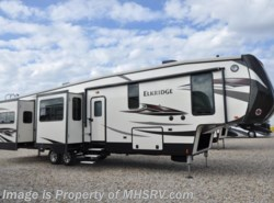 New 2017  Heartland RV ElkRidge 39RDFS RV for Sale at MHSRV.com W/Jacks, 2 A/Cs by Heartland RV from Motor Home Specialist in Alvarado, TX