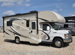 New 2017  Thor Motor Coach Chateau 22E Ford W/HD-Max, Ext TV, 15K A/C, Back-Up Cam by Thor Motor Coach from Motor Home Specialist in Alvarado, TX