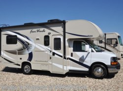 New 2017  Thor Motor Coach Four Winds 22E W/HD-Max, Ext TV, 15K A/C, Back Up Cam & More by Thor Motor Coach from Motor Home Specialist in Alvarado, TX