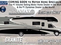 New 2018  Dynamax Corp Isata 4 Series 31DSF Luxury Class C for Sale @ MHSRV.com by Dynamax Corp from Motor Home Specialist in Alvarado, TX