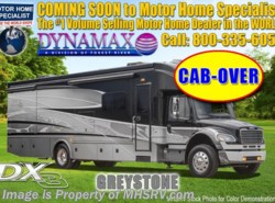 New 2018  Dynamax Corp DX3 37BH Super C Bunk W/Cab Over, Theater Seats by Dynamax Corp from Motor Home Specialist in Alvarado, TX