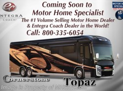 New 2018  Entegra Coach Cornerstone 45B Bath & 1/2 Luxury RV for Sale at MHSRV.com by Entegra Coach from Motor Home Specialist in Alvarado, TX