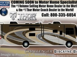 New 2018  Thor Motor Coach Challenger 37TB Bath & 1/2 Bunk House RV for Sale @ MHSRV.com