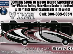 New 2018 Thor Motor Coach Challenger 37YT RV for Sale at MHSRV.com W/King Bed available in Alvarado, Texas