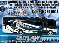 New 2018  Thor Motor Coach Outlaw 37BG Bunk House Toy Hauler RV for Sale at MHSRV by Thor Motor Coach from Motor Home Specialist in Alvarado, TX