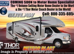 New 2018  Thor Motor Coach Outlaw 29H Class C Toy Hauler Coach for Sale at MHSRV.com by Thor Motor Coach from Motor Home Specialist in Alvarado, TX