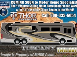 New 2018  Thor Motor Coach Tuscany 42GX Bath & 1/2 RV for Sale @ MHSRV W/Dsl Aqua Hot by Thor Motor Coach from Motor Home Specialist in Alvarado, TX