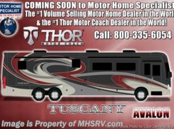 New 2017  Thor Motor Coach Tuscany 42GX Bath & 1/2 RV for Sale W/Dsl Aqua Hot, King by Thor Motor Coach from Motor Home Specialist in Alvarado, TX