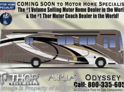 New 2017  Thor Motor Coach Aria 3401 Luxury RV for Sale W/360HP, King Bed & W/D by Thor Motor Coach from Motor Home Specialist in Alvarado, TX