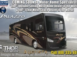 New 2018  Thor Motor Coach Palazzo 36.1 Bath & 1/2 Diesel Pusher for Sale W/340HP by Thor Motor Coach from Motor Home Specialist in Alvarado, TX