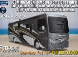 New 2018  Thor Motor Coach Palazzo 33.3 Bunk Model RV for Sale W/Full Wall Slide by Thor Motor Coach from Motor Home Specialist in Alvarado, TX