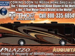 New 2017  Thor Motor Coach Palazzo 33.3 Bunk House RV for Sale W/Full Wall Slide by Thor Motor Coach from Motor Home Specialist in Alvarado, TX