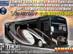 New 2019 Thor Motor Coach Venetian G36 Luxury Diesel RV With Sofa/Dinette available in Alvarado, Texas
