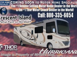 New 2018  Thor Motor Coach Hurricane 34P RV for Sale @ MHSRV.com W/King Bed & Dual Sink by Thor Motor Coach from Motor Home Specialist in Alvarado, TX