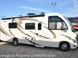 New 2018  Thor Motor Coach Axis 25.5 RUV for Sale at MHSRV W/King, IFS, 15K A/C by Thor Motor Coach from Motor Home Specialist in Alvarado, TX