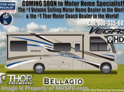 New 2018  Thor Motor Coach Vegas 24.1 RUV for Sale at MHSRV.com W/2 Beds & IFS by Thor Motor Coach from Motor Home Specialist in Alvarado, TX