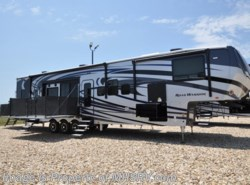 New 2018  Heartland RV Road Warrior RW427 Dual Pane, Arctic, 5 TV, 3 A/C, Dyson by Heartland RV from Motor Home Specialist in Alvarado, TX