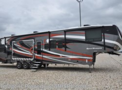 New 2018  Heartland RV Road Warrior RW427 2 Patios, Dual Pane, King, 5 TV, 3 A/Cs by Heartland RV from Motor Home Specialist in Alvarado, TX