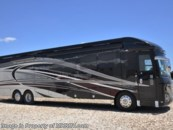 2017 American Coach American Eagle 45C Heritage Edition Luxury Bath & 1/2